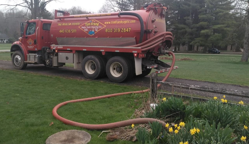 Septic Tank Pumping Services